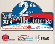 Logo Rally Villa Dolores 2014